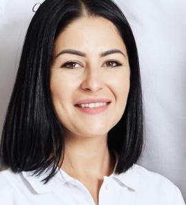 Dr. Eliza Bahrin